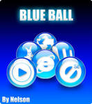 Blue Ball pack icons