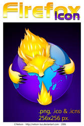 Firefox Icon by Nelson-Tux