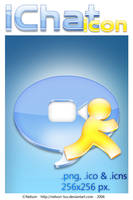 iChat Icon by Nelson-Tux