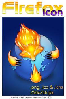 Firefox V2 Icon