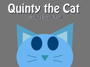 Quinty the Cat and the Empty Room by RyanSilberman