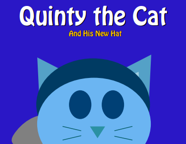 Quinty the Cat and His New Hat by RyanSilberman