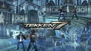 Tekken 7 - Snow Castle - Mod