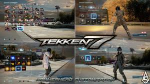 Tekken 7 - Hammerhead Customization - Mod