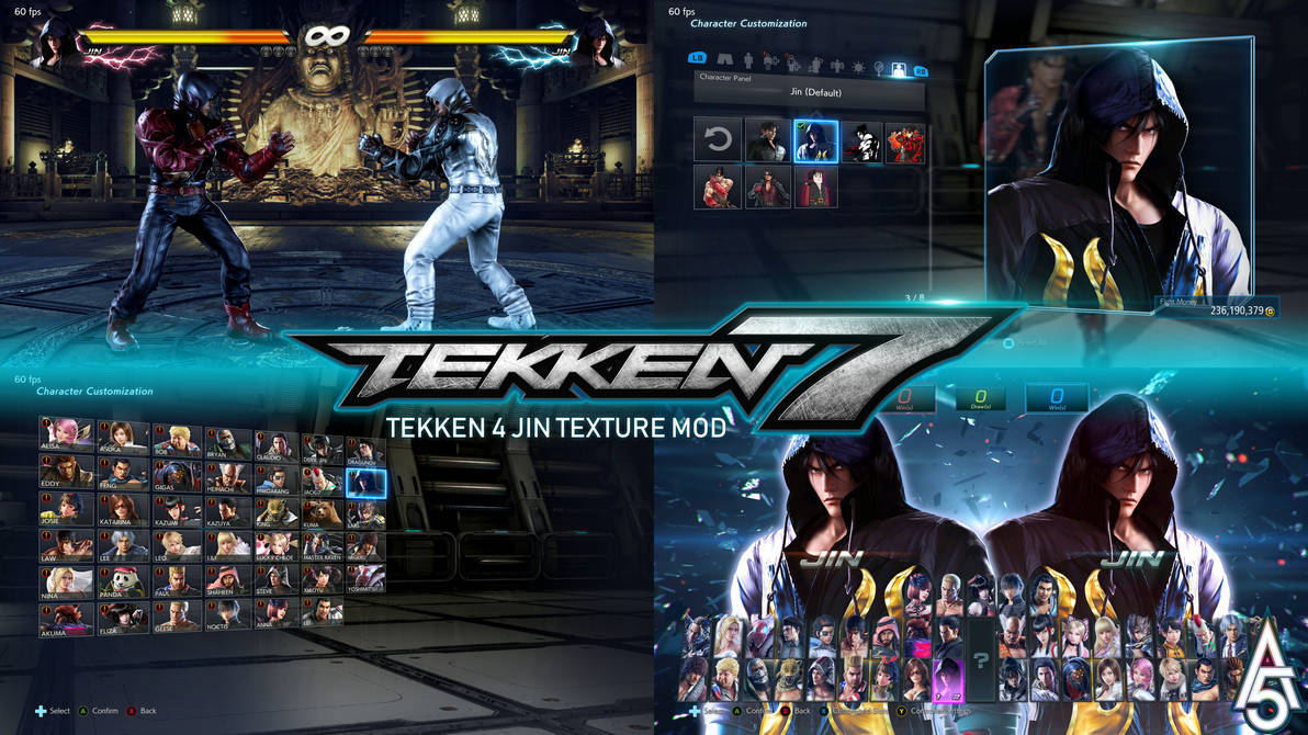 Tekken 7 game file download for ppsspp | How to Download