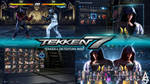 Tekken 7 - Tekken 4 Jin Textures - Mod