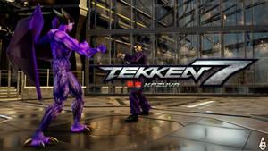 Tekken 7 - TK2 PSX Kazuya - Mod