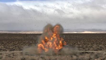 Explosion Animation by RegusMartin