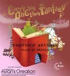 Fairy Tale Photoshop Brushes