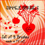 Summer Brushes PS