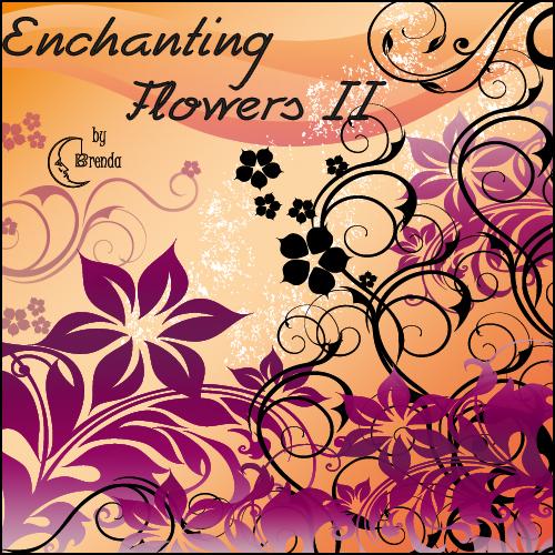 Enchanting Flowers II