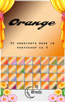 Orange Gradients