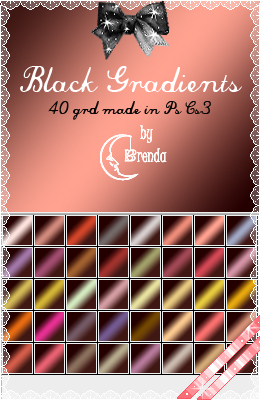 Black Gradients