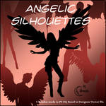 Angelic Solhouettes Brushes