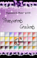 Tranparents Gradients by Coby17