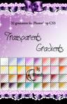 Tranparents Gradients