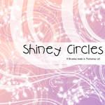 Shiny Circles Brushes