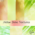 Yellow Shine Texture