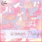Women Things II Brushes