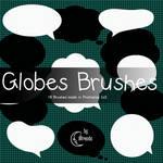 Globes Brushes