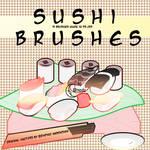 Sushi Brushes
