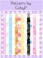 Stars Patterns by Coby17