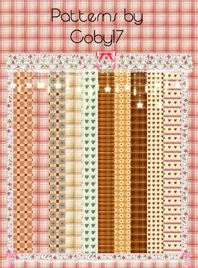 Farm Style Patterns