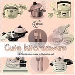 Cute  kitchenware Brushes