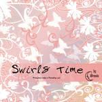 Swirls Time Brushes