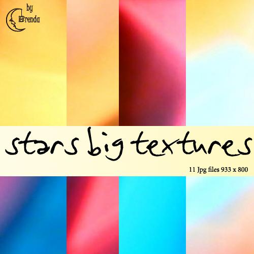 Stars Big Textures