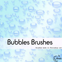 Bubbles Brushes by Coby17