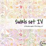Swirls set IV