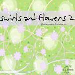 Swirls and Flowers II