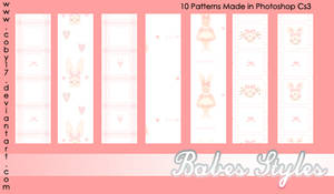 Babe Style Patterns