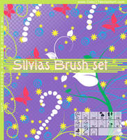 Silvias Brush Set by Coby17