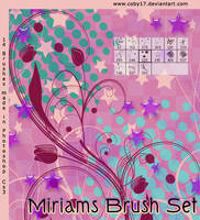 Miriams Brush Set by Coby17