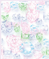 Jewels Brushes by Coby17
