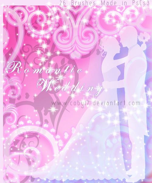 Romantic Wedding Swirls by Coby17