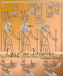 Egypcian Brushes