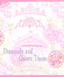 Diamonds and Queen Tiaras Brus