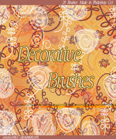 Decorative II Brushes by Coby17