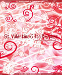 St.Valentine Gifts Brushes
