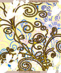Flowers and Swirls PS Brushes