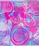 Romantic Flowers and Swirls Brushes