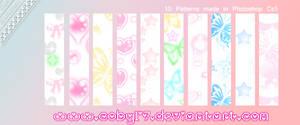 Kawaii Patterns PS