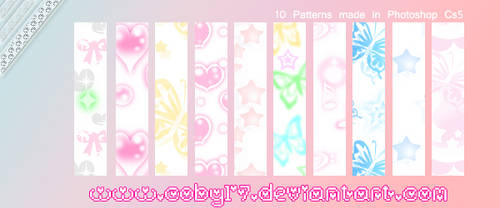 Photoshop Patterns favourites by MysticDivinity on DeviantArt