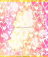 Butterflies and Hearts with Swirls Brushes by bren by Coby17