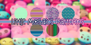 Little Mosaics Patterns by Coby17