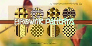 Brownie Patterns