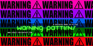Warning Patterns